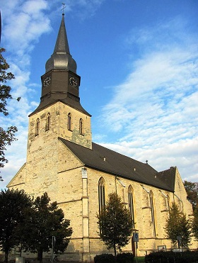 Mendelssohn, Schumann, Brahms et l'orgue romantique allemand Beckum10