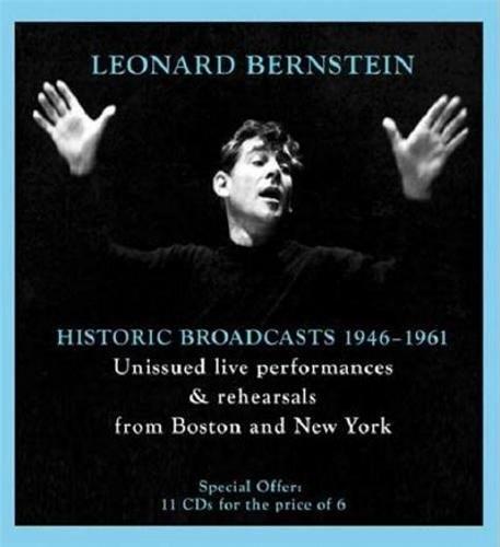Symphonistes américains (Harris, Schuman, etc) - Page 2 Bernst12