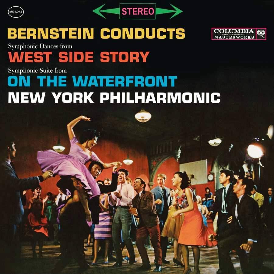 Leonard BERNSTEIN : discographie de ses œuvres Bernst14