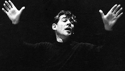 Leonard BERNSTEIN : discographie de ses œuvres Bernst15