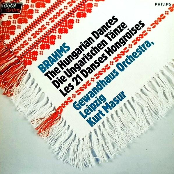 Danses Hongroises - Brahms Brahms25