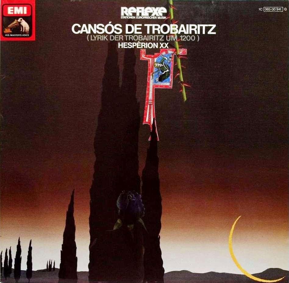 Les meilleures sorties en musique médiévale - Page 2 Cansos10