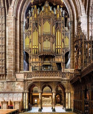 Mendelssohn, Schumann, Brahms et l'orgue romantique allemand Cheste11