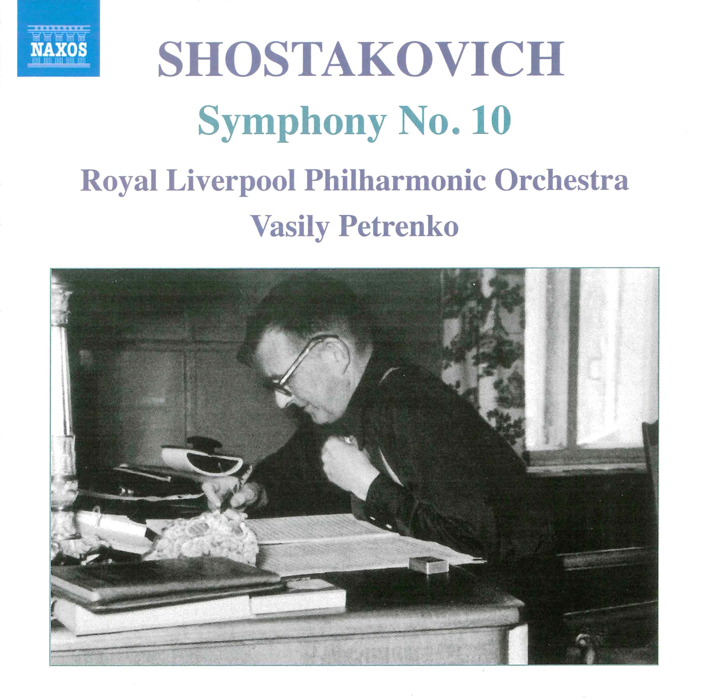 Chostakovitch - Symphonie n°10 Chosta21