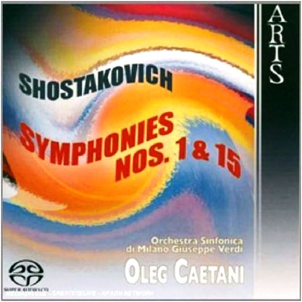 Chostakovitch Symphonie n°1 Chosta24
