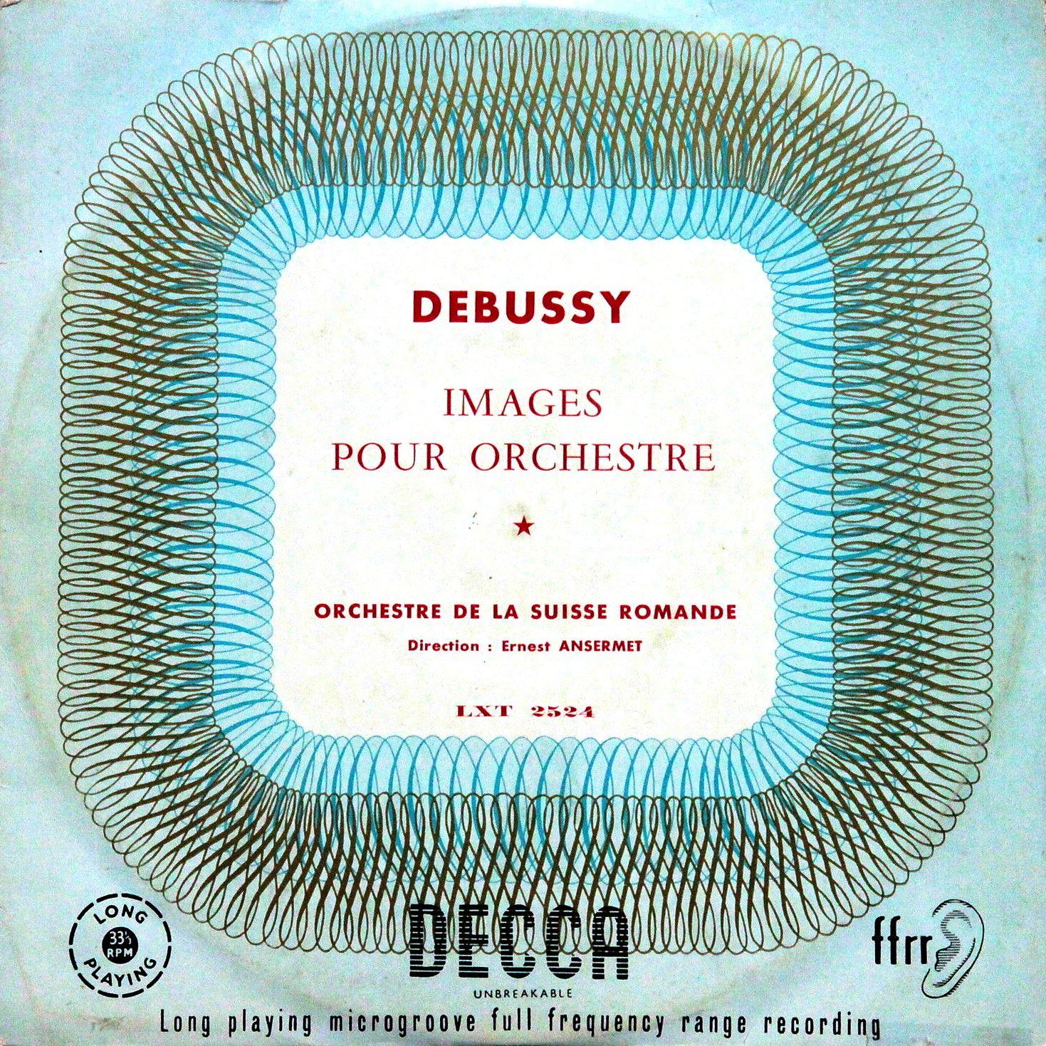 Écoute comparée : Images [pour orchestre] de Debussy - Page 11 Debuss17