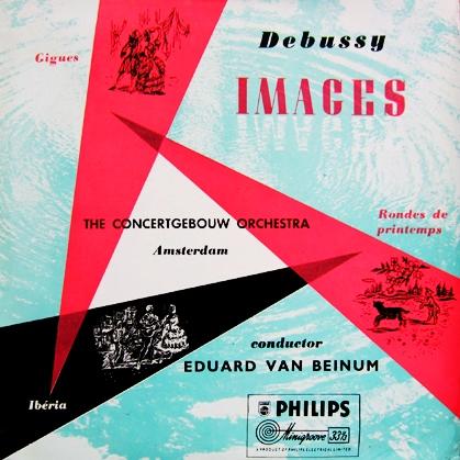 Écoute comparée : Images [pour orchestre] de Debussy - Page 3 Debuss19