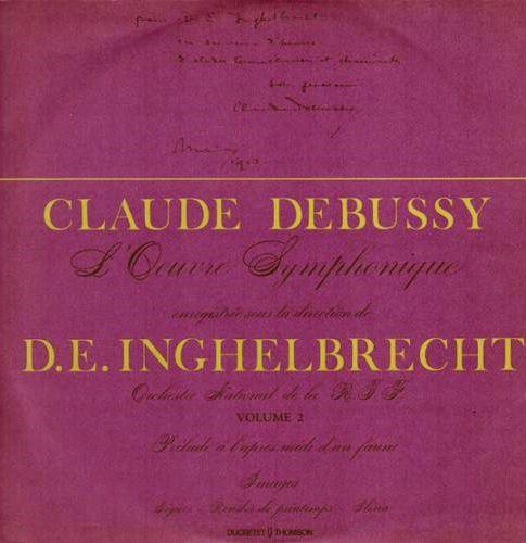Écoute comparée : Images [pour orchestre] de Debussy - Page 3 Debuss22