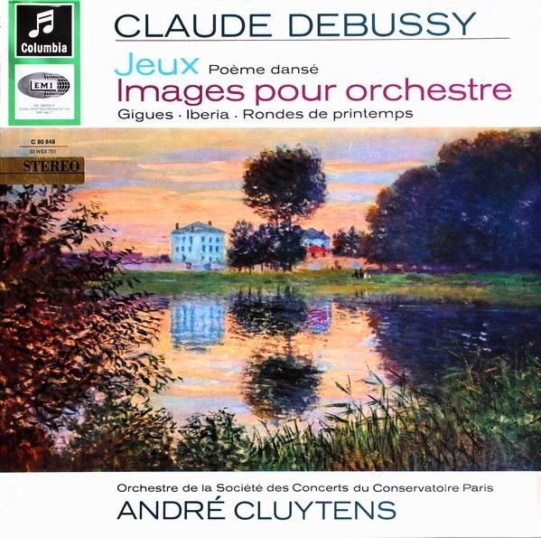 Écoute comparée : Images [pour orchestre] de Debussy - Page 3 Debuss23
