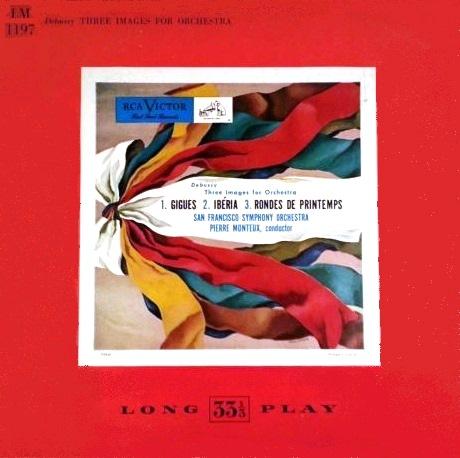 Écoute comparée : Images [pour orchestre] de Debussy - Page 3 Debuss24
