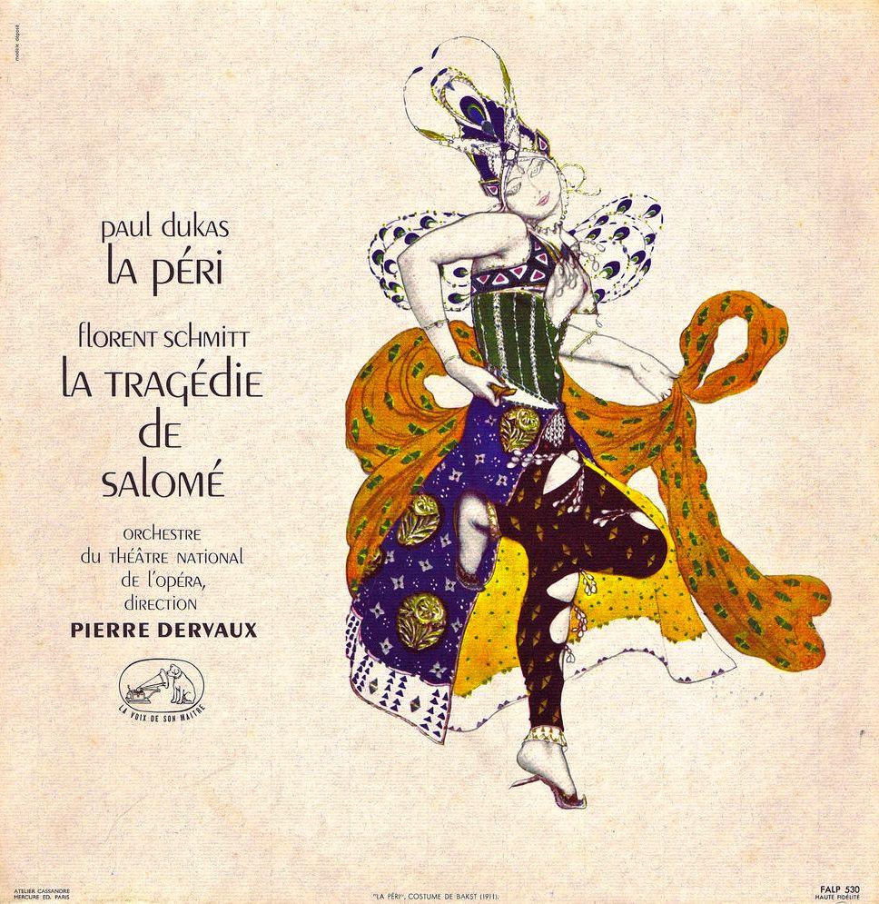 Schmitt - Oeuvres orchestrales et chorales Dukas_10