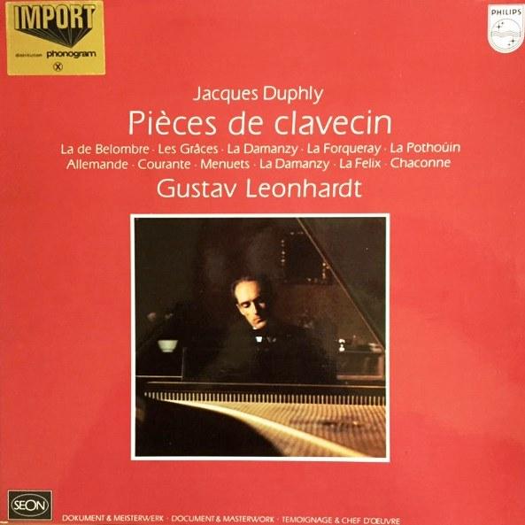 clavecin - L'École française de clavecin, de Chambonnières à Balbastre Duphly10