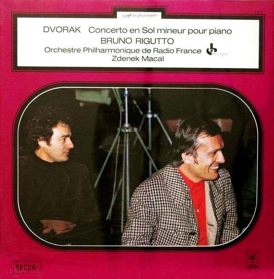Dvorak : concerto pour piano Dvorak11