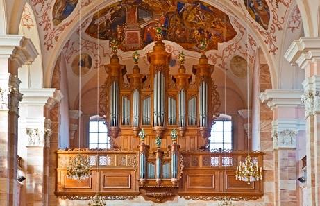 Orgue baroque germanique -instruments et répertoire Ebersm10