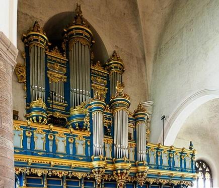 Mendelssohn, Schumann, Brahms et l'orgue romantique allemand Falun_14