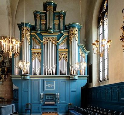 Mendelssohn, Schumann, Brahms et l'orgue romantique allemand Falun_15