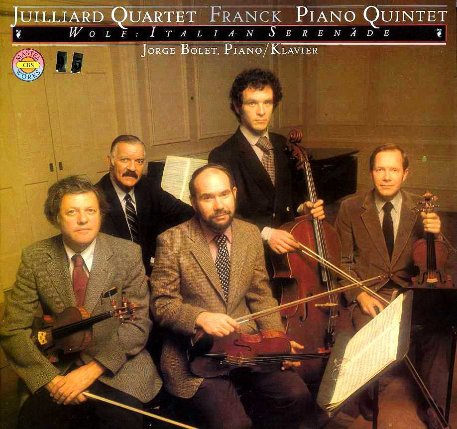 Franck - Musique de chambre (hors Sonate pour violon) Franck10