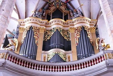 Orgue baroque germanique -instruments et répertoire Freibe11