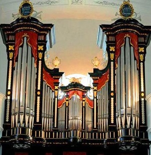 Mendelssohn, Schumann, Brahms et l'orgue romantique allemand Gersau10