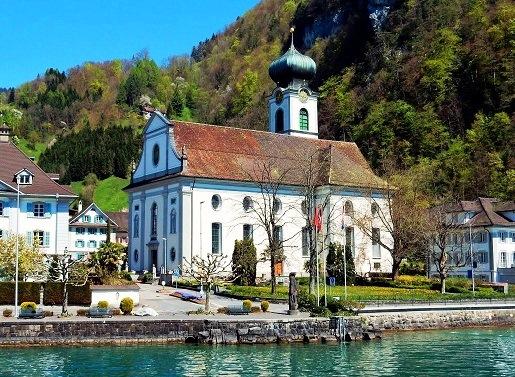 Mendelssohn, Schumann, Brahms et l'orgue romantique allemand Gersau11