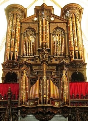 Orgue baroque germanique -instruments et répertoire Glouce10