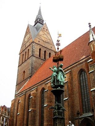 Mendelssohn, Schumann, Brahms et l'orgue romantique allemand Hannov14