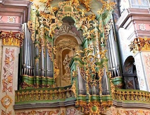 Orgue baroque germanique -instruments et répertoire Herzog10