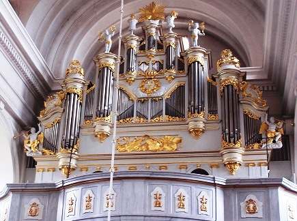 L'Orgue scandinave : facture, répertoire, discographie   Karlsk12