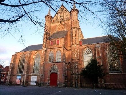 Mendelssohn, Schumann, Brahms et l'orgue romantique allemand Leiden11