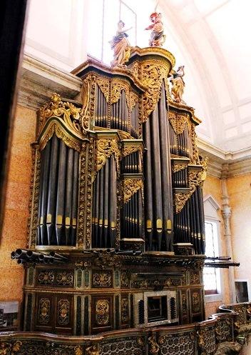 L'Orgue ibérique : facture, répertoire, discographie Lisbon11