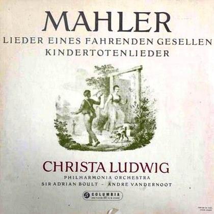 Mahler - Lieder (sauf von der Erde) - Page 3 Mahler19