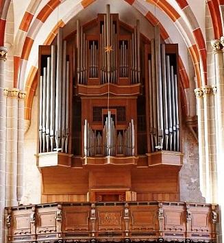 Mendelssohn, Schumann, Brahms et l'orgue romantique allemand Mzhlha11