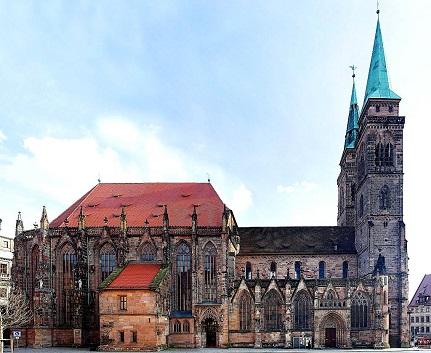 Mendelssohn, Schumann, Brahms et l'orgue romantique allemand Nuremb10