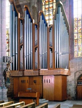 Mendelssohn, Schumann, Brahms et l'orgue romantique allemand Nuremb11