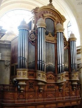 Mendelssohn, Schumann, Brahms et l'orgue romantique allemand Paris_19