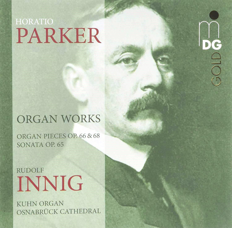 L'Orgue américain : facture, répertoire, discographie   Parker10