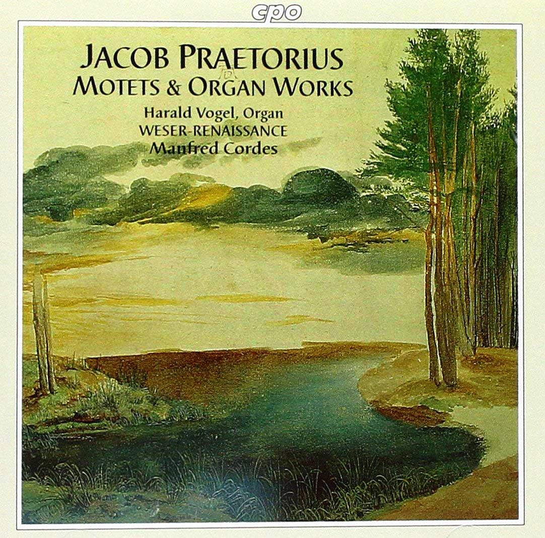 Musique sacrée dans l'aire germanique avant J.S. Bach Praeto10