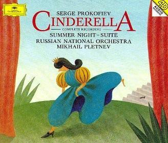 Prokofiev - Lieutenant Kijé et autres oeuvres orchestrales Prokof32