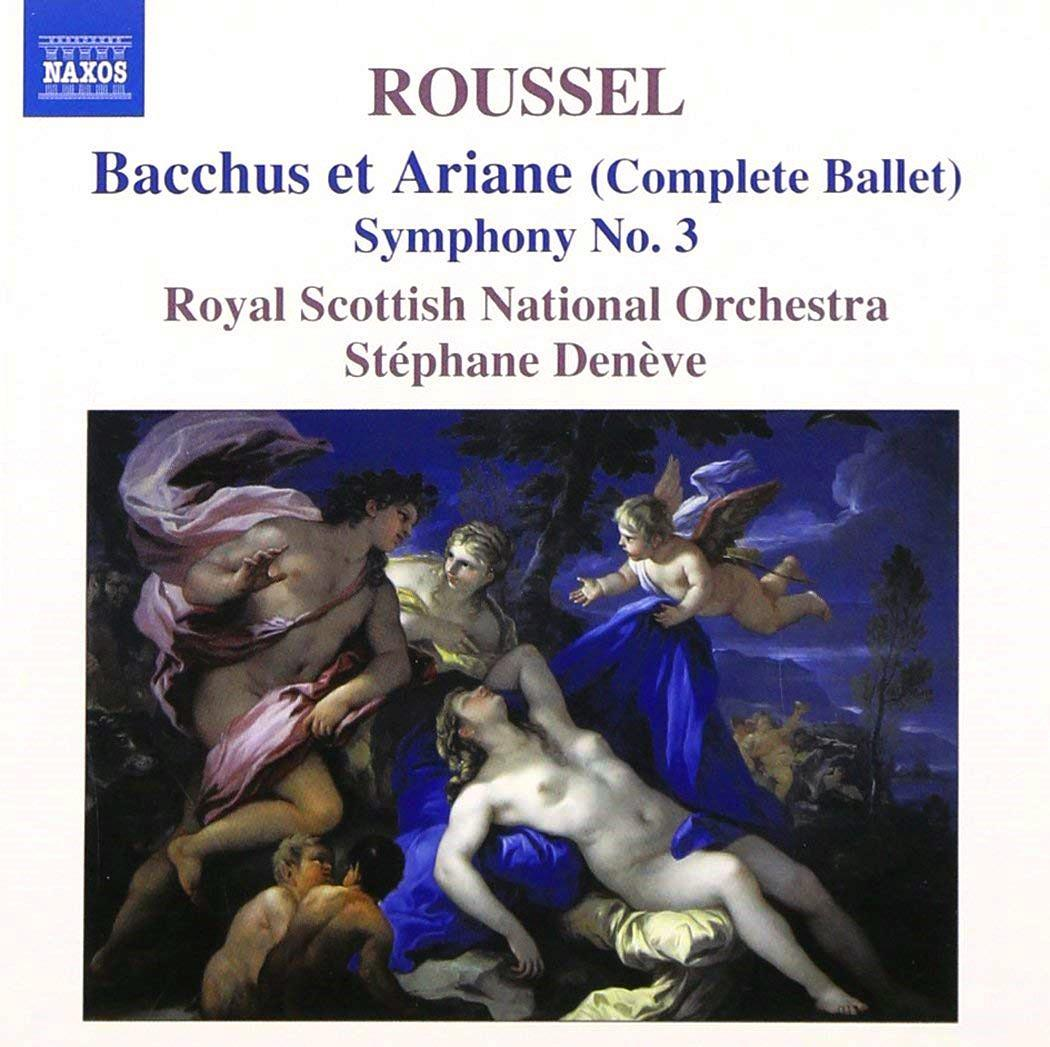 Roussel - Oeuvres symphoniques - Page 2 Rousse10