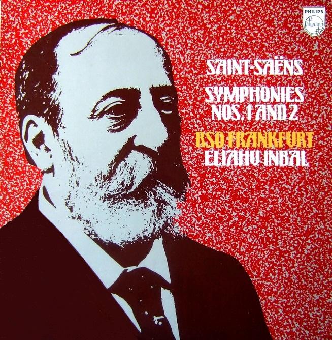 Saint-Saëns : Symphonies (sauf la 3°) et musique d'orchestre Saint-11