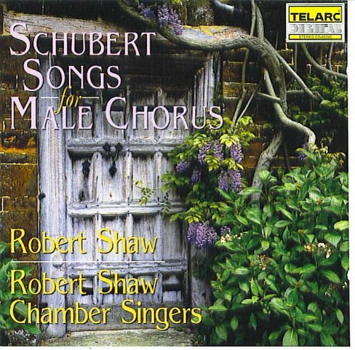 Schubert: musique sacrée (messes et magnificat) Schube18