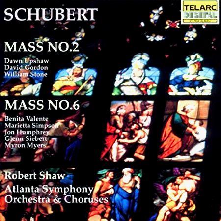 Schubert: musique sacrée (messes et magnificat) Schube24
