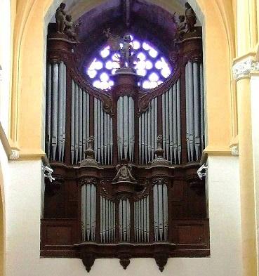 L'école d'orgue française au XVIIème et au XVIIIème siècle - Page 2 Souvig11