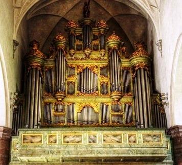 L'Orgue scandinave : facture, répertoire, discographie   Stockh10