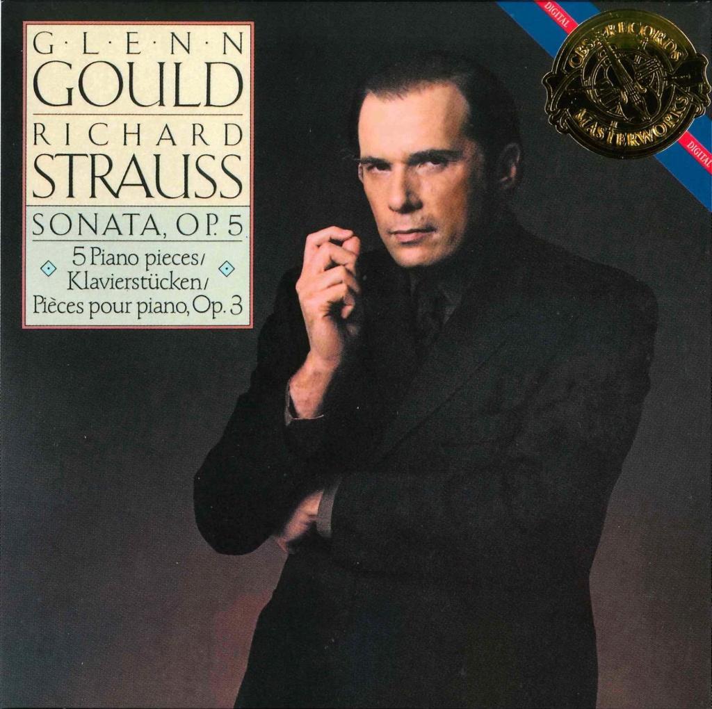 Richard Strauss  - Musique de chambre, piano Straus31
