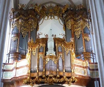 Orgue baroque germanique -instruments et répertoire Zwettl10