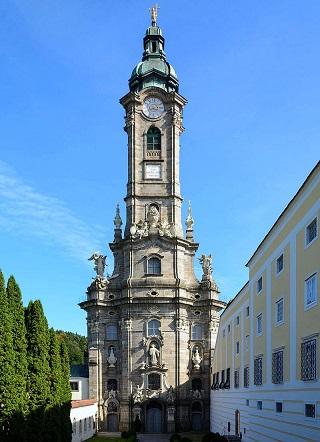 Orgue baroque germanique -instruments et répertoire Zwettl11