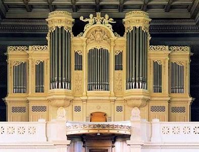 Mendelssohn, Schumann, Brahms et l'orgue romantique allemand Zzrich10