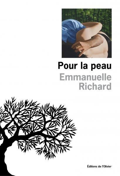 [Richard, Emmanuelle] Pour la peau Peau10