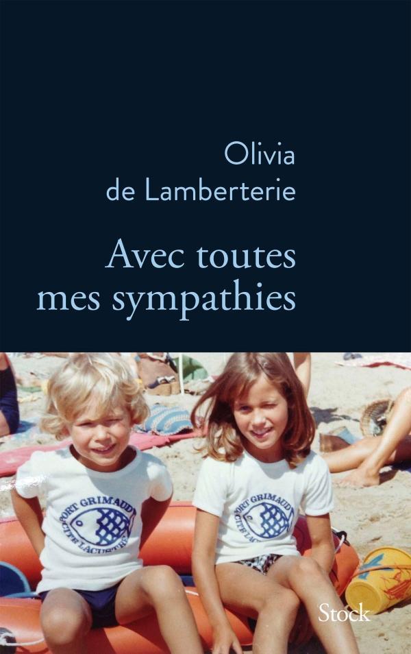[ Lamberterie, Olivia (de)] Avec toutes mes sympathies Sympat10
